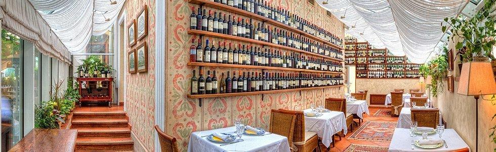 Фотогалерея - Ресторан Cantinetta Antinori в Денежном переулке
