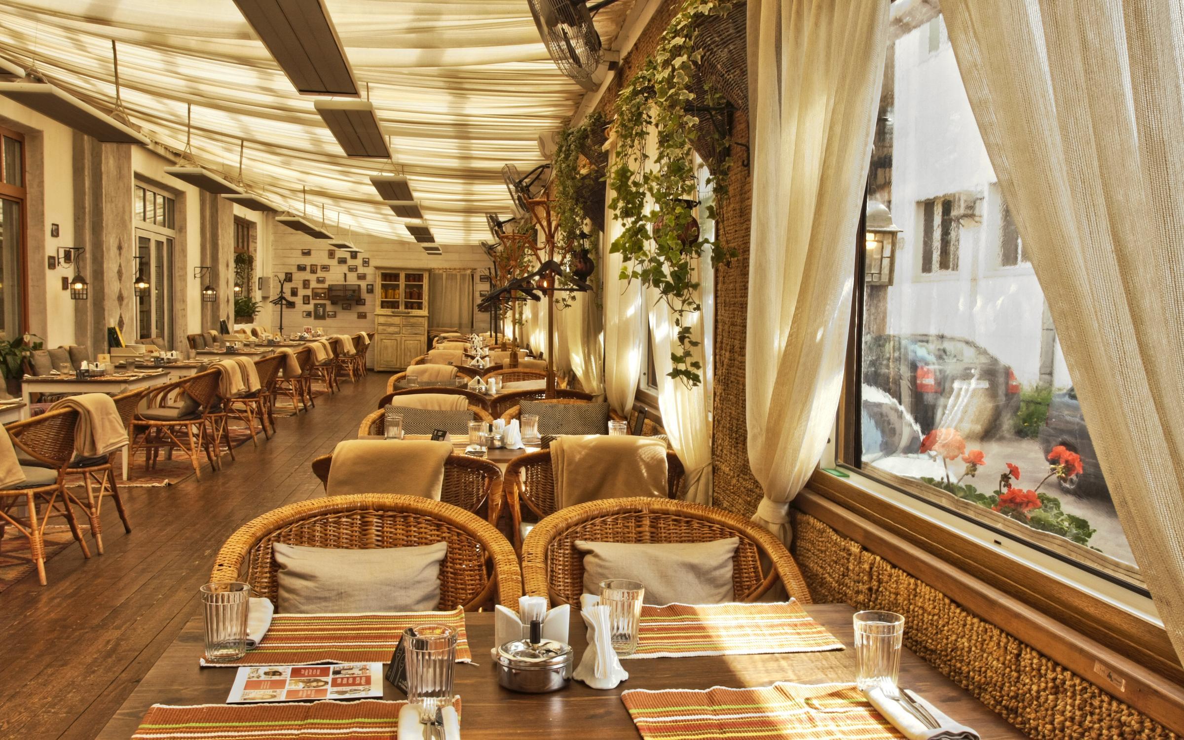 фотография Ресторана МамаLыgа на проспекте Энгельса