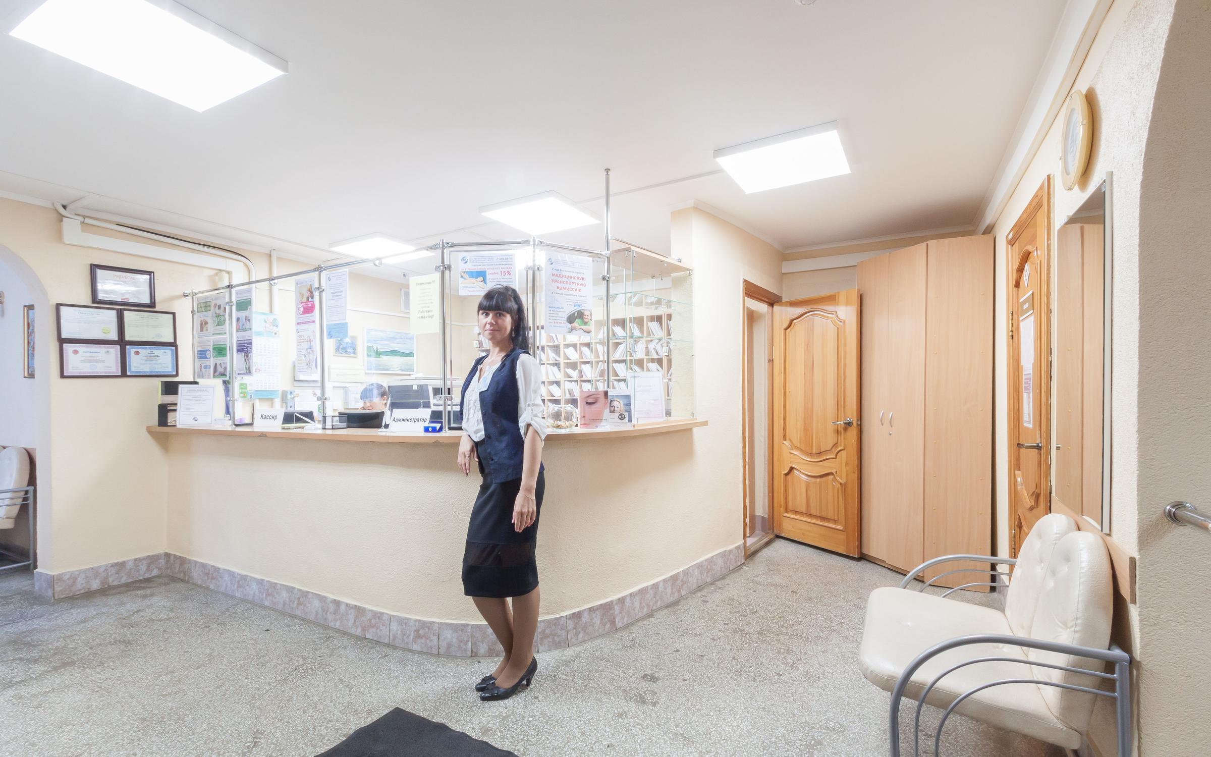 фотография Екатеринбургский Медицинский Центр на улице Старых Большевиков
