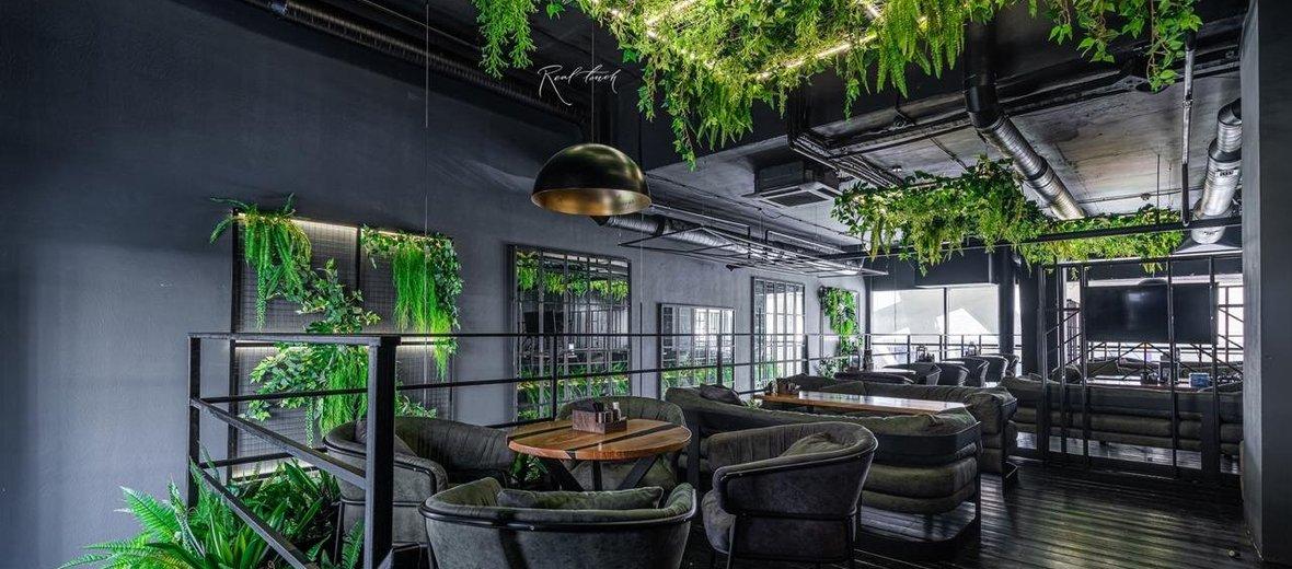 Фотогалерея - Кальянная Мята Lounge на Ходынском бульваре