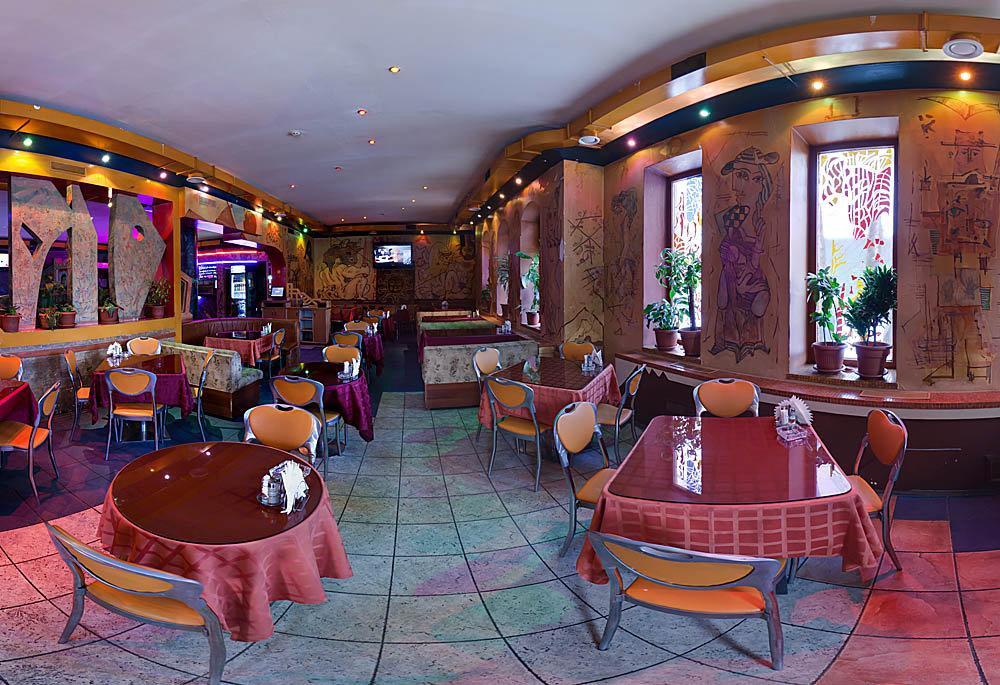 фотография Кафе-бара Пикассо на улице Миклухо-Маклая