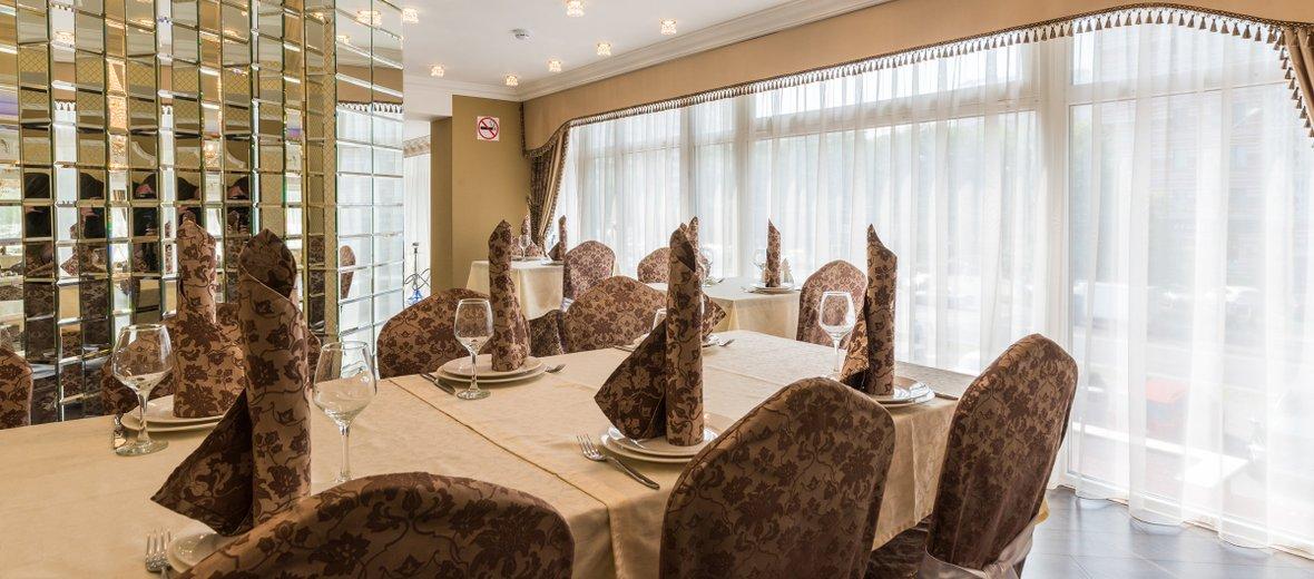 Фотогалерея - Ресторан Каспий на улице Маршала Тухачевского