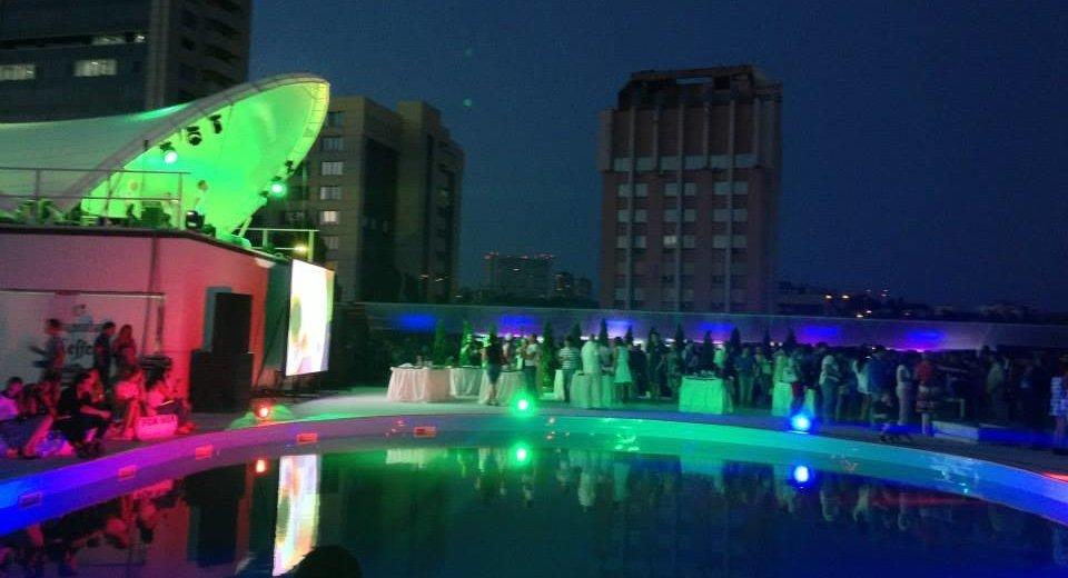 Фотогалерея - City Beach Club, сеть ночных клубов