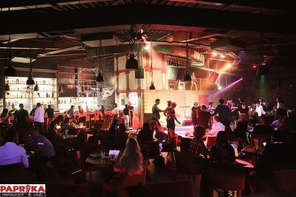 Ночной клуб паприка краснодар закрытый подпольный клуб