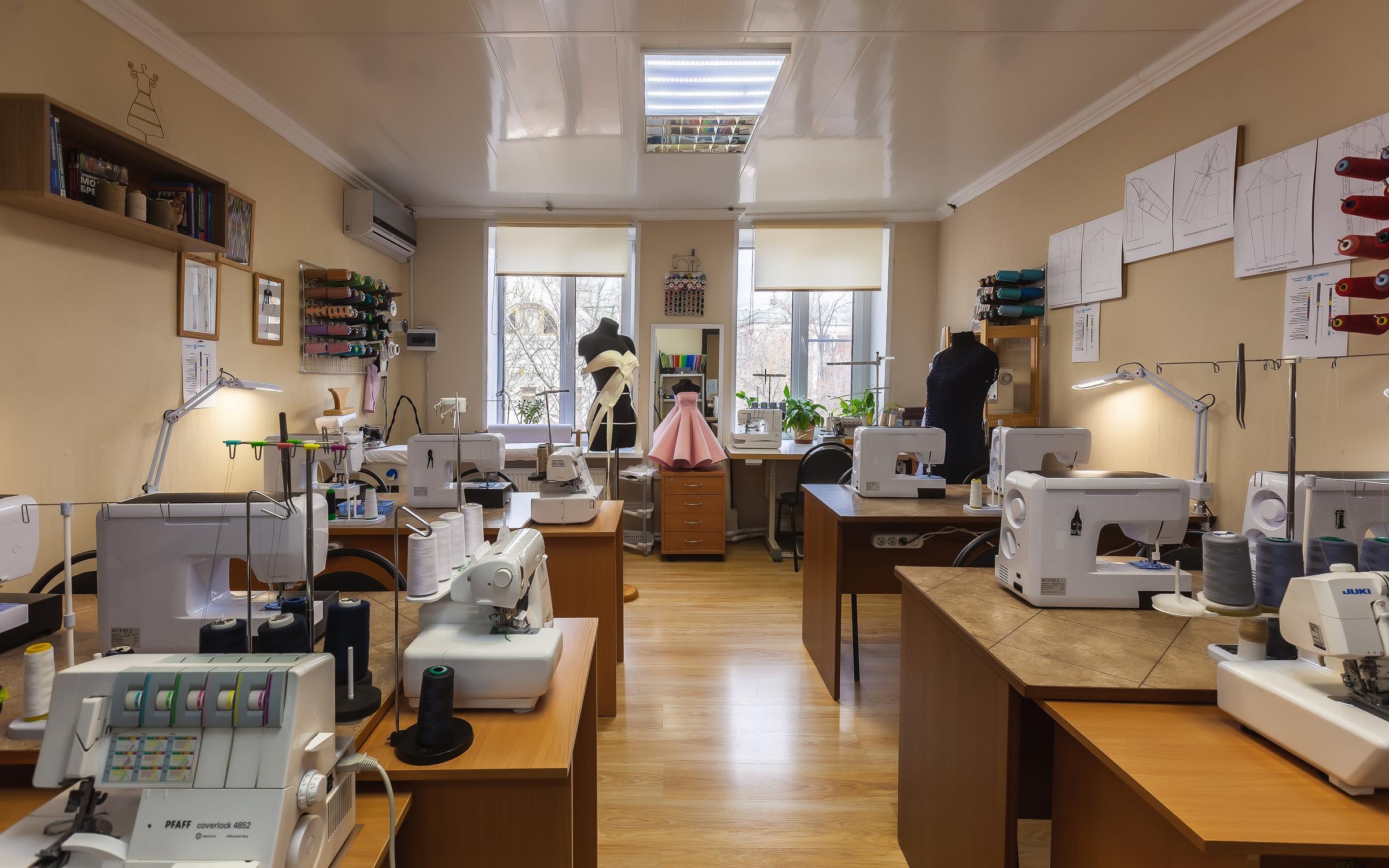 фотография Школы дизайнерского мастерства на метро Курская