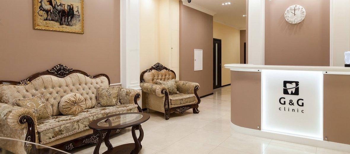 Фотогалерея - Стоматология G&G clinic на Мичуринском проспекте
