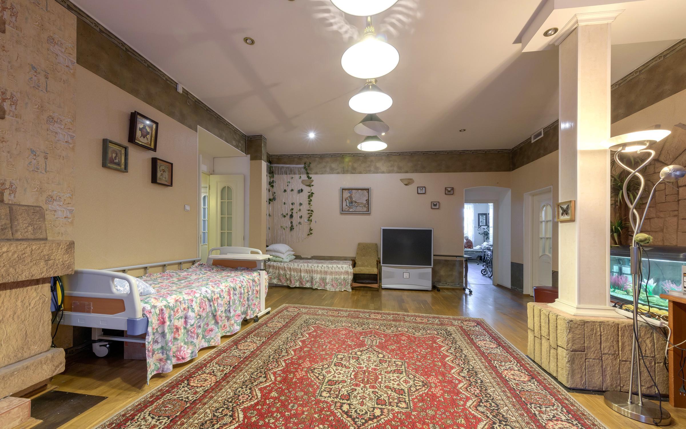 Русь дома престарелых дом совместного пребывания для пожилых