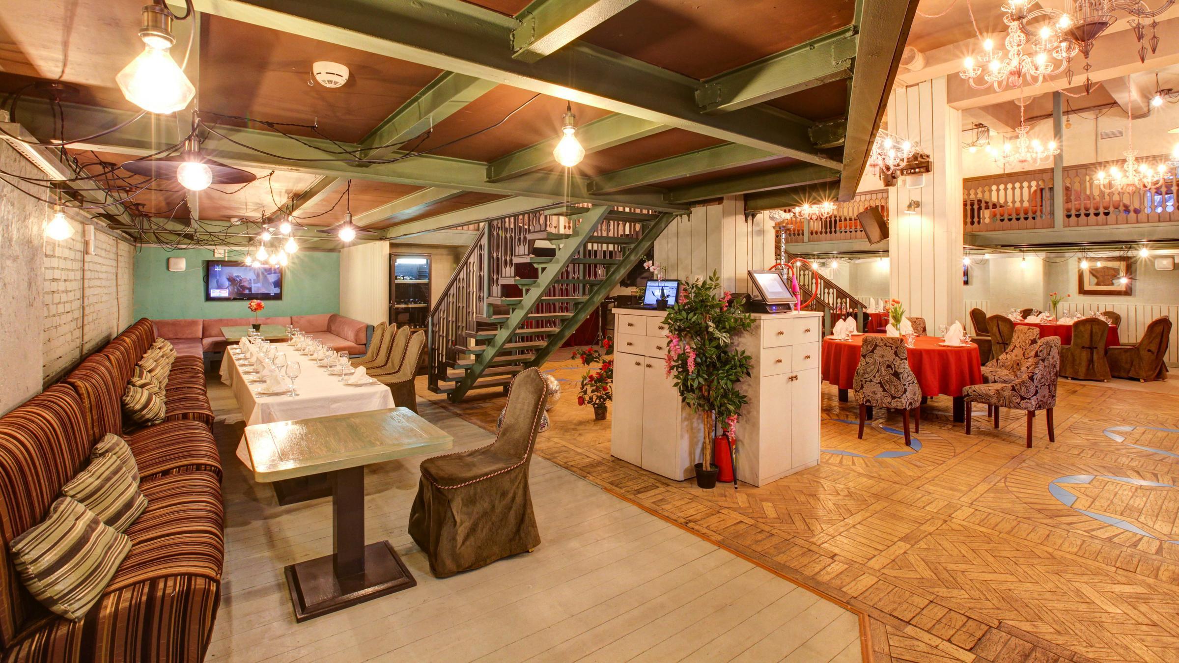 фотография Ресторана Шантри в ТЦ Цветной 30