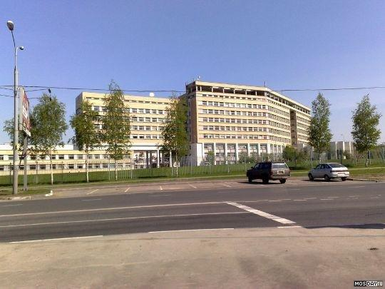 фотография Городской детской клинической больницы им. З.А. Башляевой на метро Сходненская