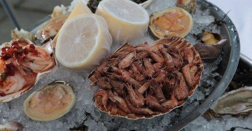 фотография Банкетного зала More. Yachts & Seafood на Петровской косе