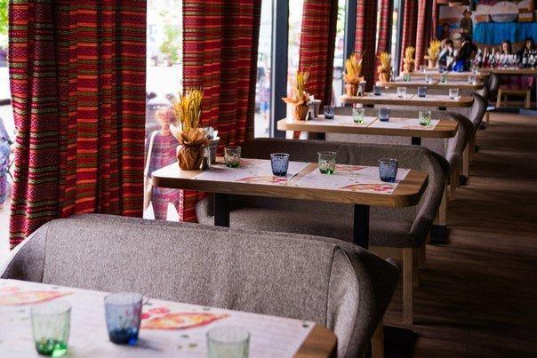 фотография Грузинского ресторана Хачапури и Вино на улице Большая Васильковская