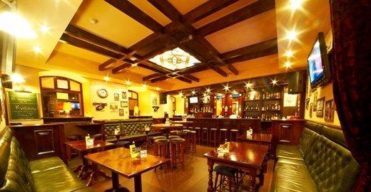 фотография The Telegraph Pub на улице Рубинштейна, 3