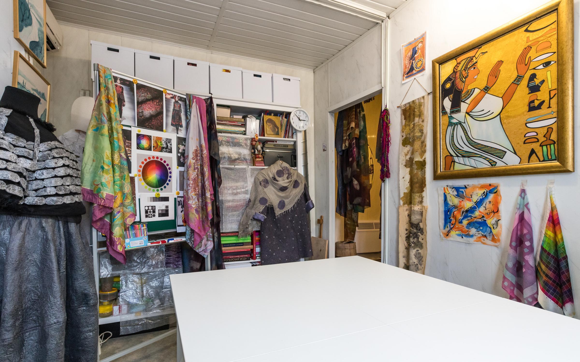 фотография Школы живописи и текстильного дизайна