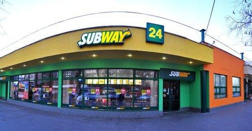 фотография Ресторана быстрого питания Subway в Октябрьском районе