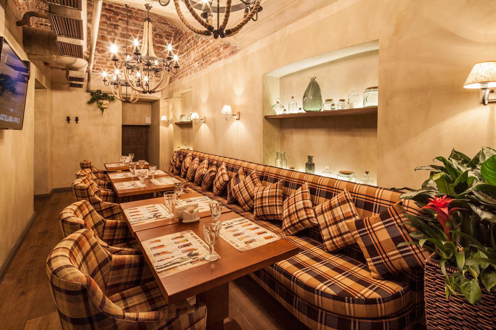 фотография Ресторана Джонджоли на Новослободской улице