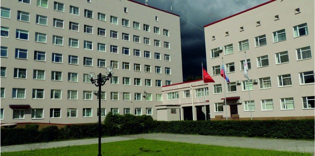 Фотогалерея - Дорожная клиническая больница ОАО РЖД. Санкт-Петербург