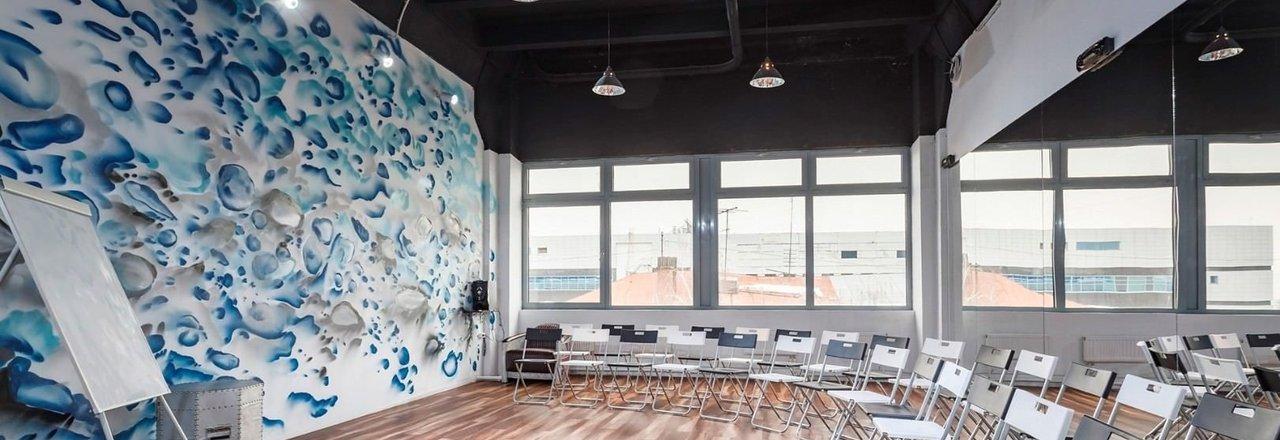 """фотография Зал 10 """"Нептун"""" на Бауманской"""
