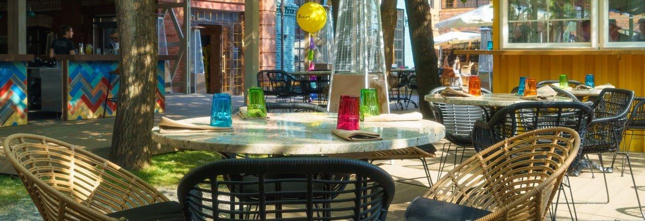 фотография Клуба-ресторана Заварка Терраса Гастроквартал на Рочдельской улице