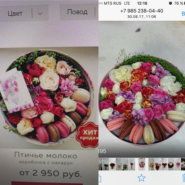 Повод найдется служба доставки цветов
