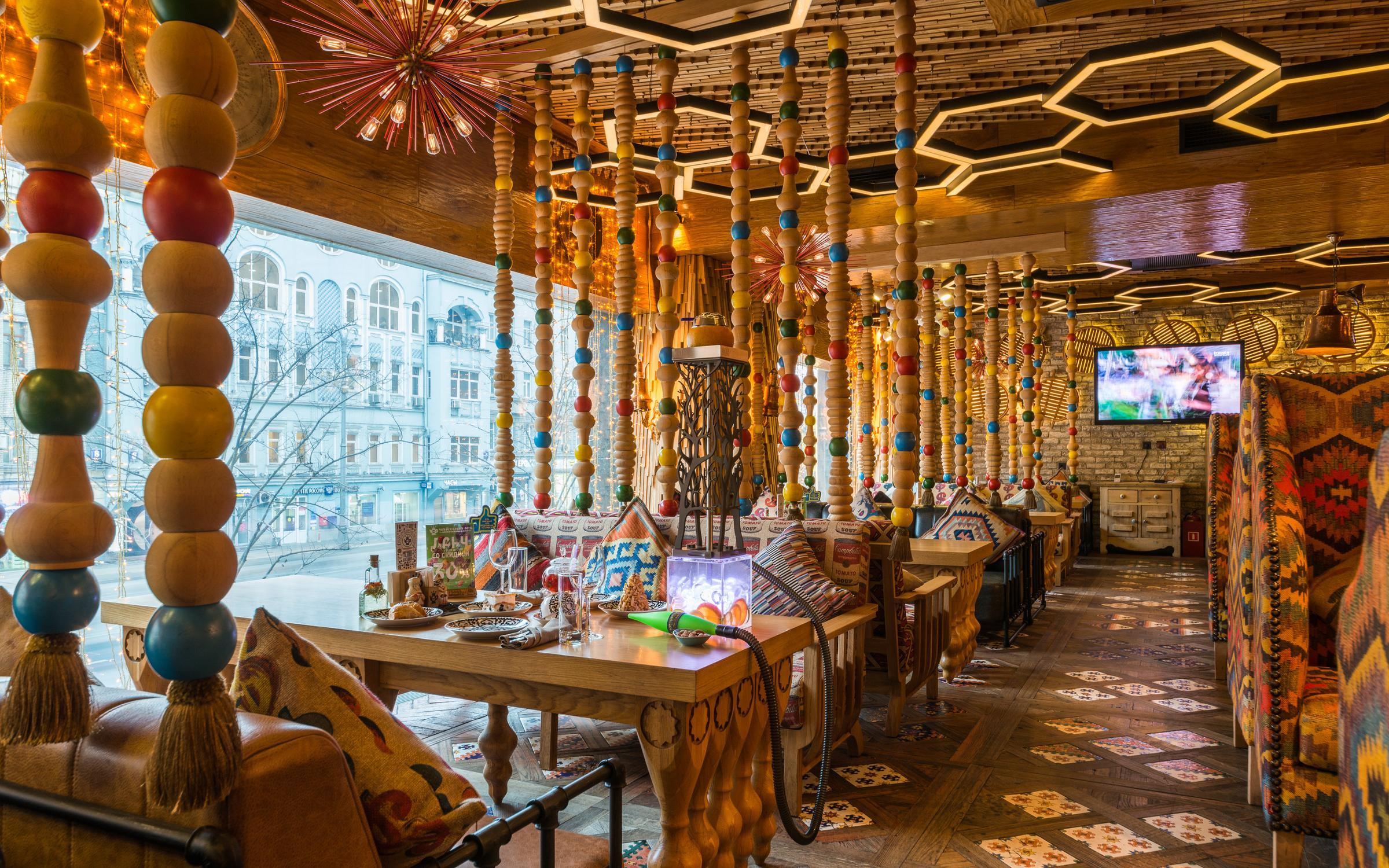фотография Ресторана Чайхона №1 Тимура Ланского на 1-й Тверской-Ямской улице