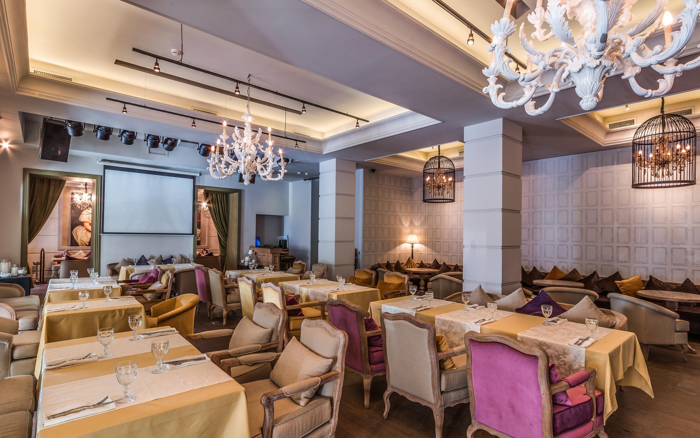 фотография Restaurant Karaoke Bar Satrapezo в Глубоком переулке