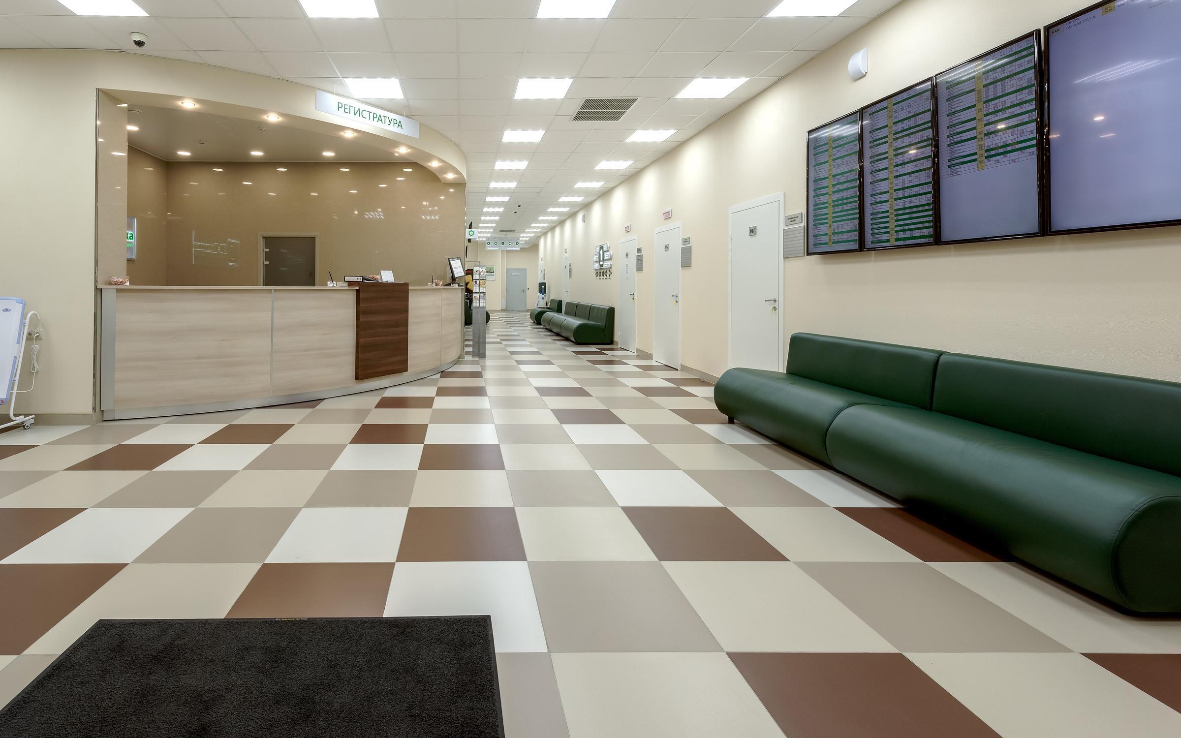 фотография Медицинского центра СМ-Клиника на Выборгском шоссе