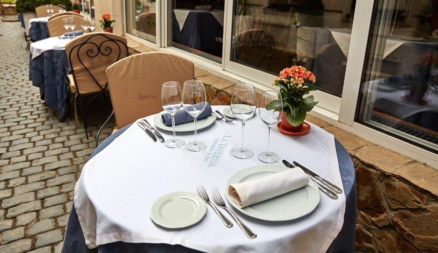 Фотогалерея - Ресторан La Taverna в Шмитовском проезде