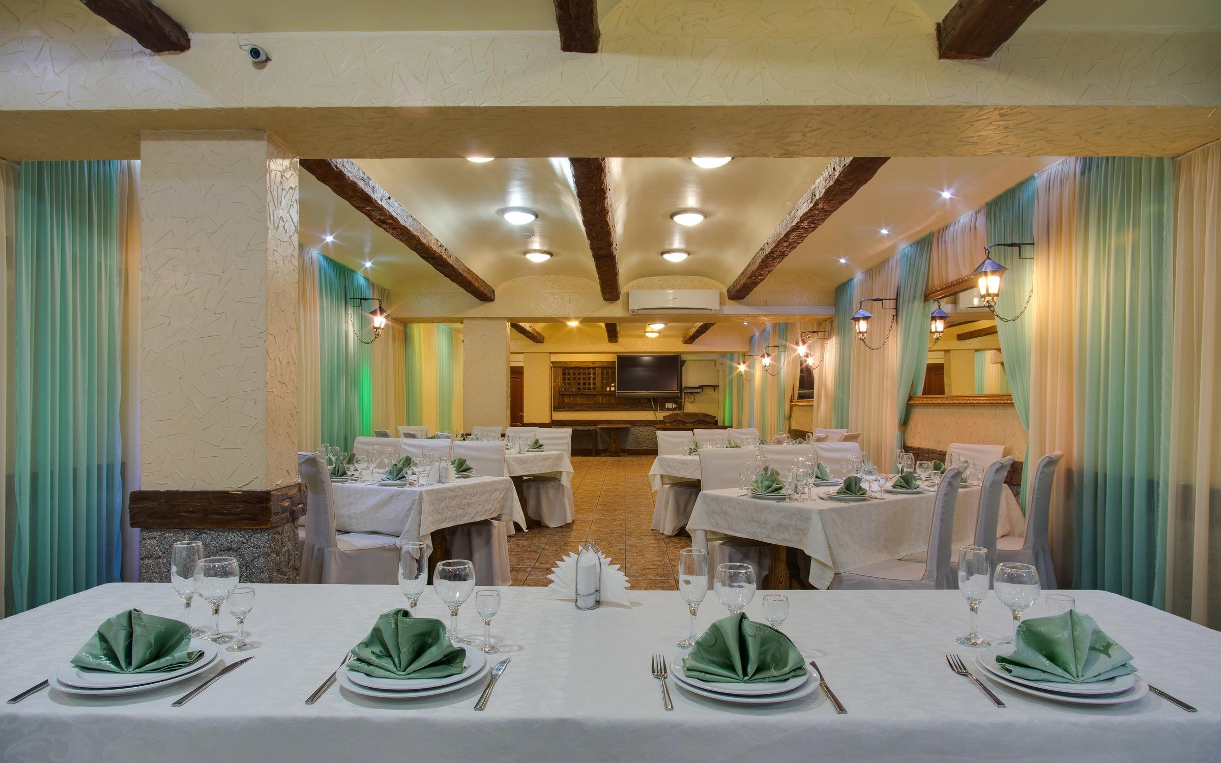 фотография Ресторана Золотое время в Царицыно