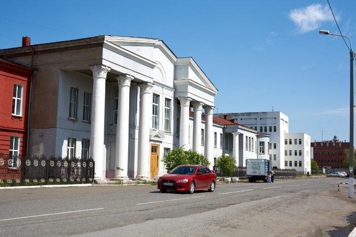 фотография Городской детской клинической больницы №2 им. В.П. Бисяриной  на улице Орджоникидзе