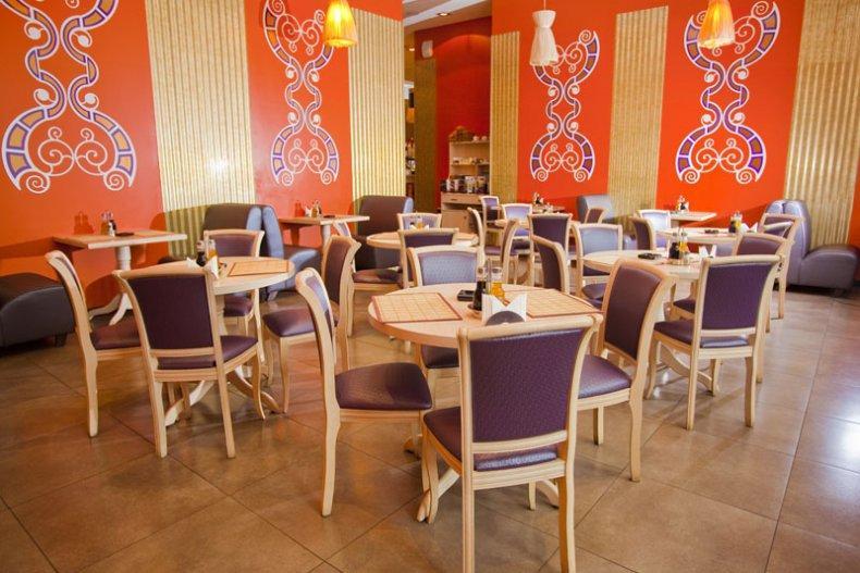 фотография Ресторана Васаби Розарио Family в ТЦ Меркурий
