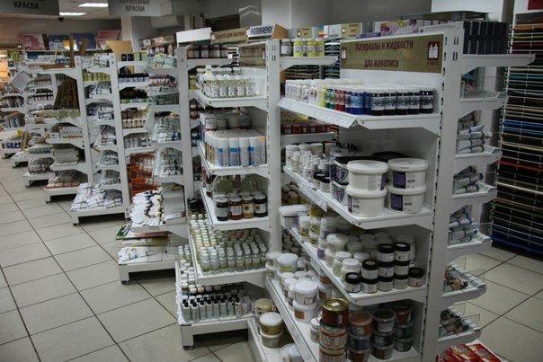 фотография Художественного магазина Арт-Квартал на Большой Грузинской улице