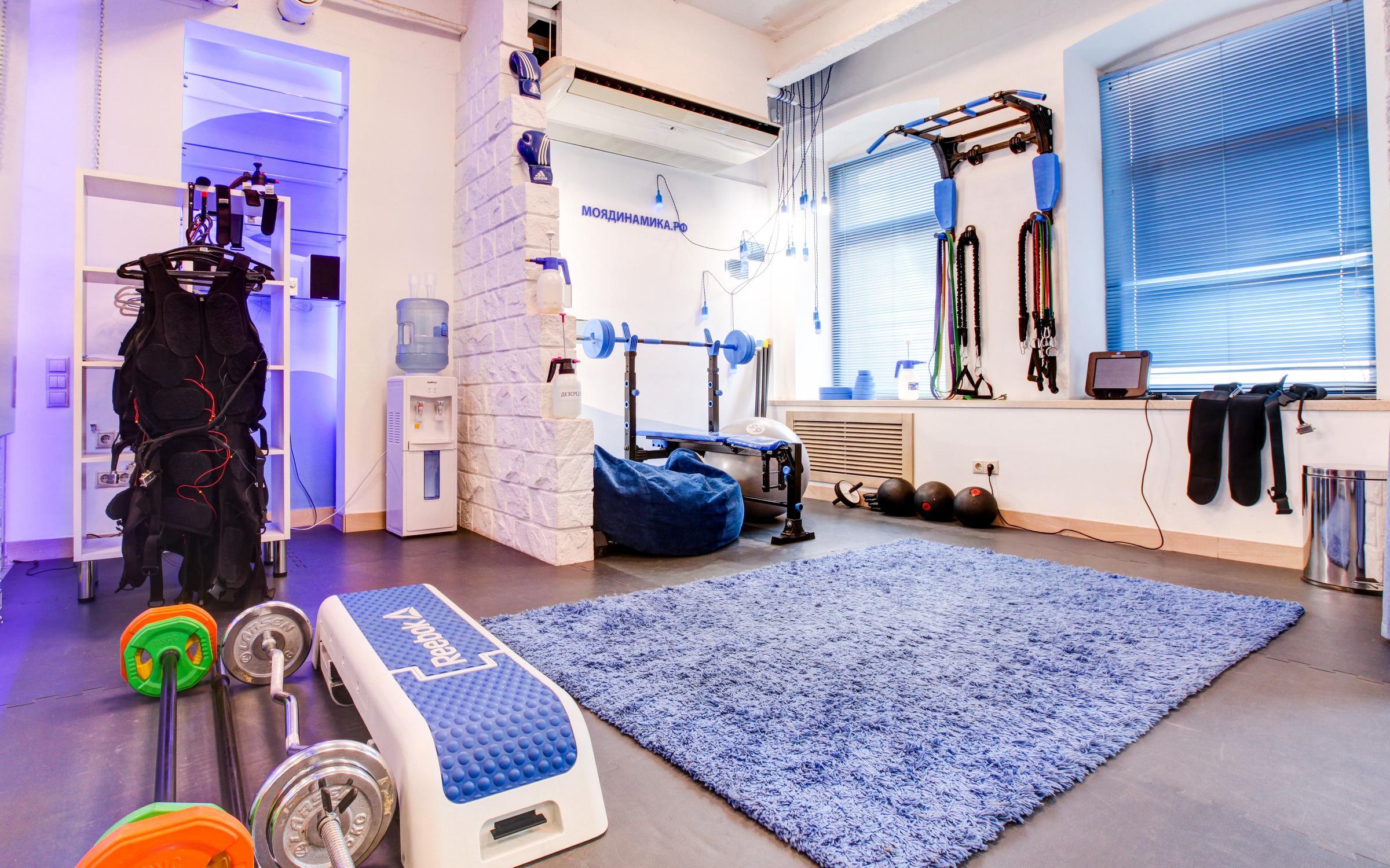 фотография Центра фитнеса, красоты и здоровья MyDynamix