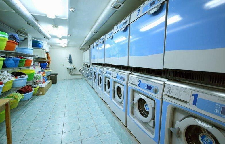 фотография Прачечной самообслуживания Prachka.com на метро Лесная