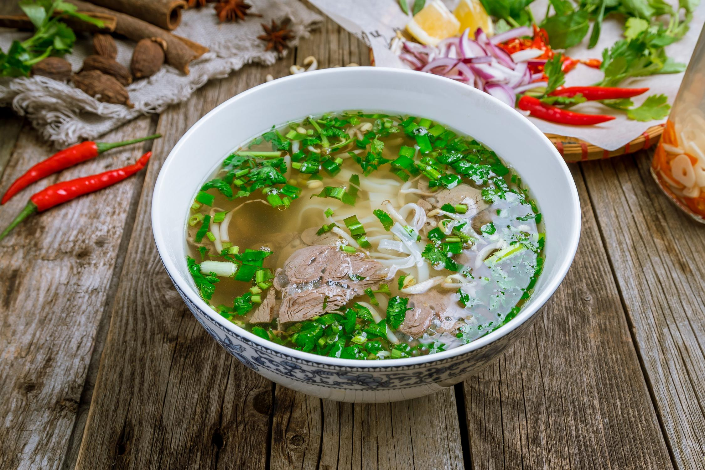 фотография Вьетнамского кафе Ma Mi