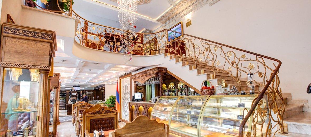 Фотогалерея - Ресторан Армения на Тверской улице