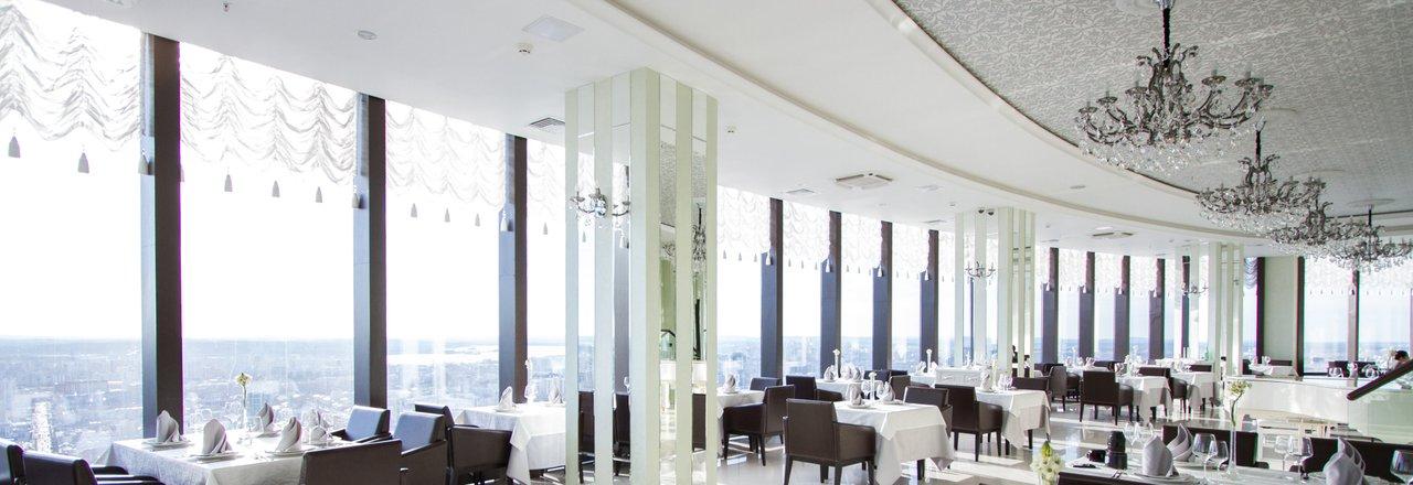 фотография Ресторана Вертикаль в БЦ Высоцкий