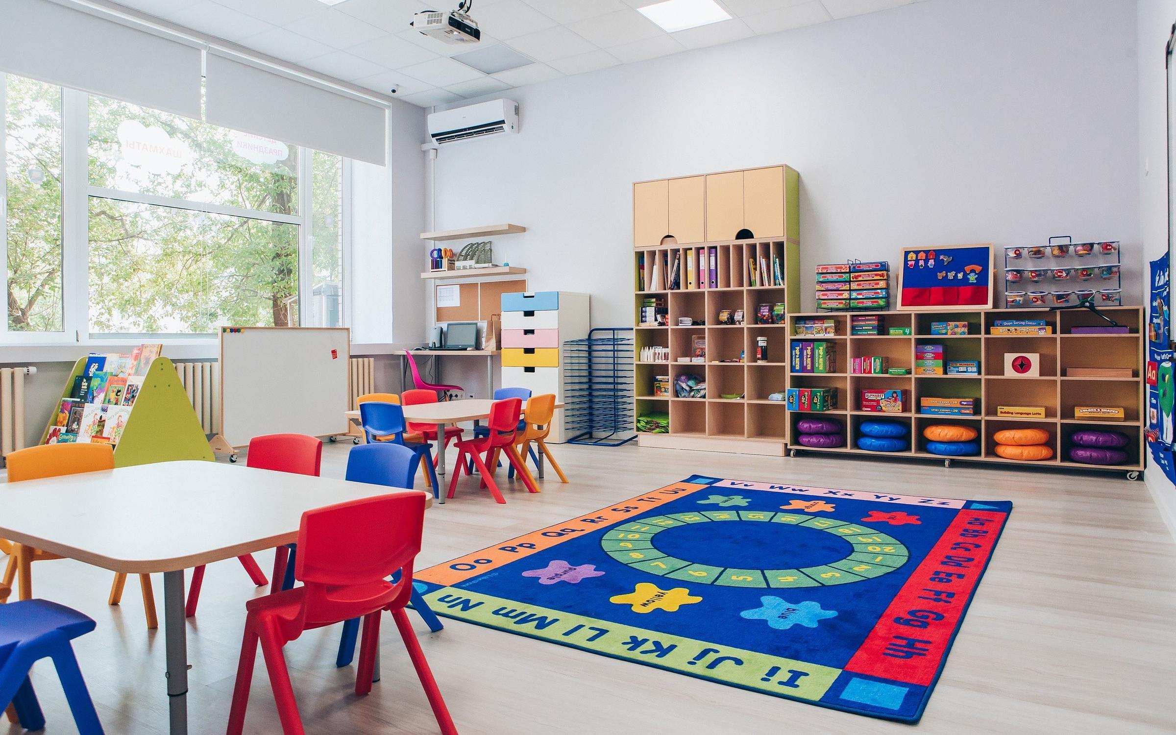 фотография Английского детского сада Discovery на метро Фрунзенская