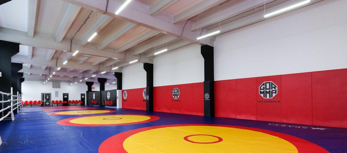 Фотогалерея - Спортивный клуб единоборств GOR_MMA в Академическом районе