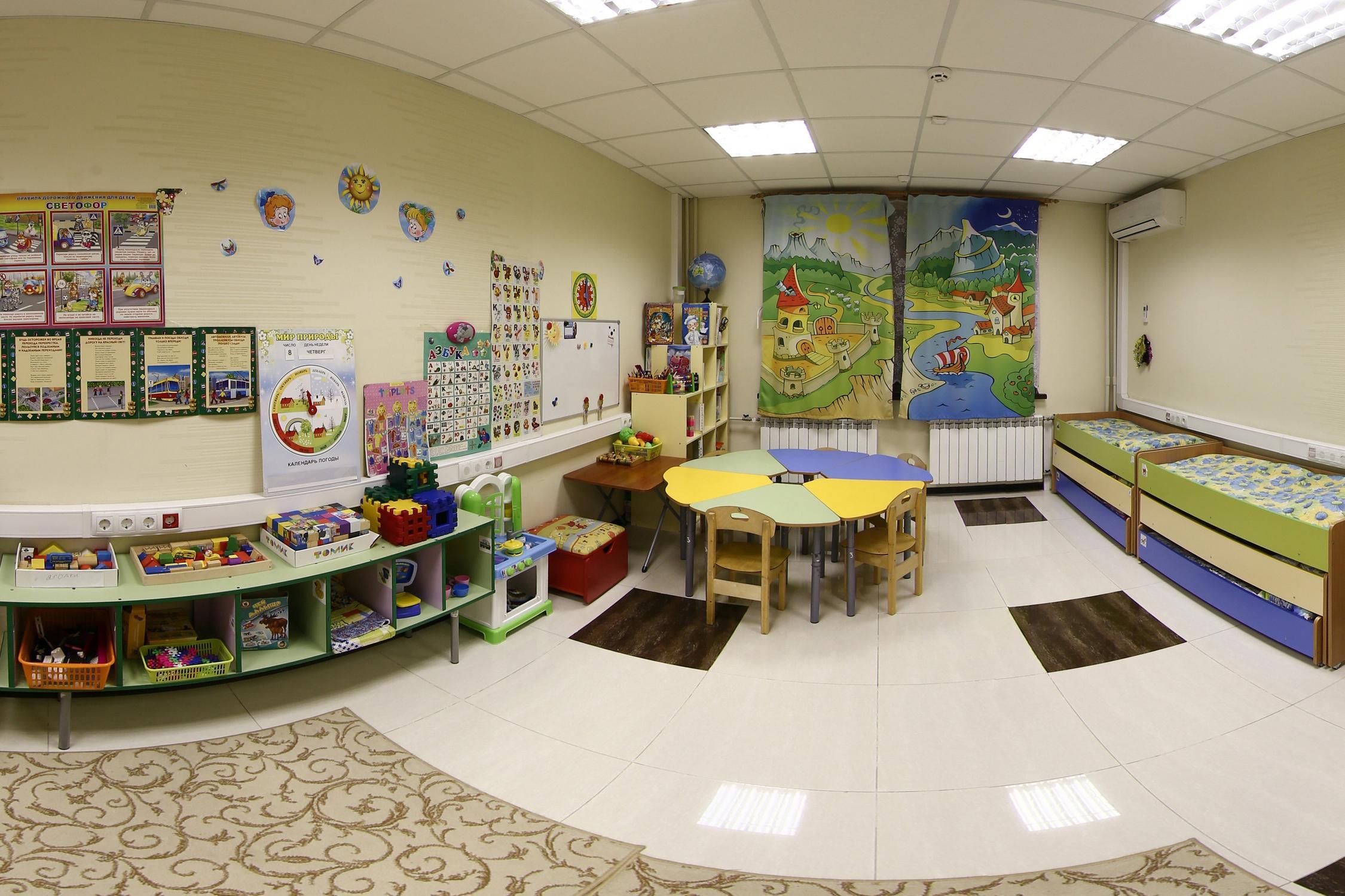 фотография Детского сада Доминошки на метро Коломенская