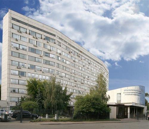 Фотогалерея - Поликлиника №3 Управления делами Президента РФ в Грохольском переулке