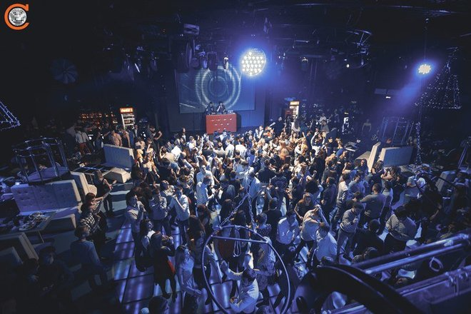 Клубы красноярска ночные циркус ночные клубы санкт петербурга которые работают сегодня