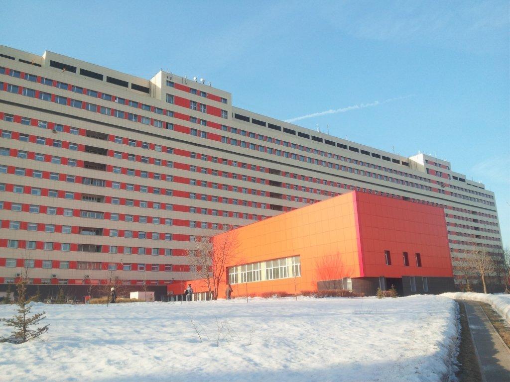 фотография Городской клинической больницы им. С.С. Юдина Территория К4 в Коломенском проезде