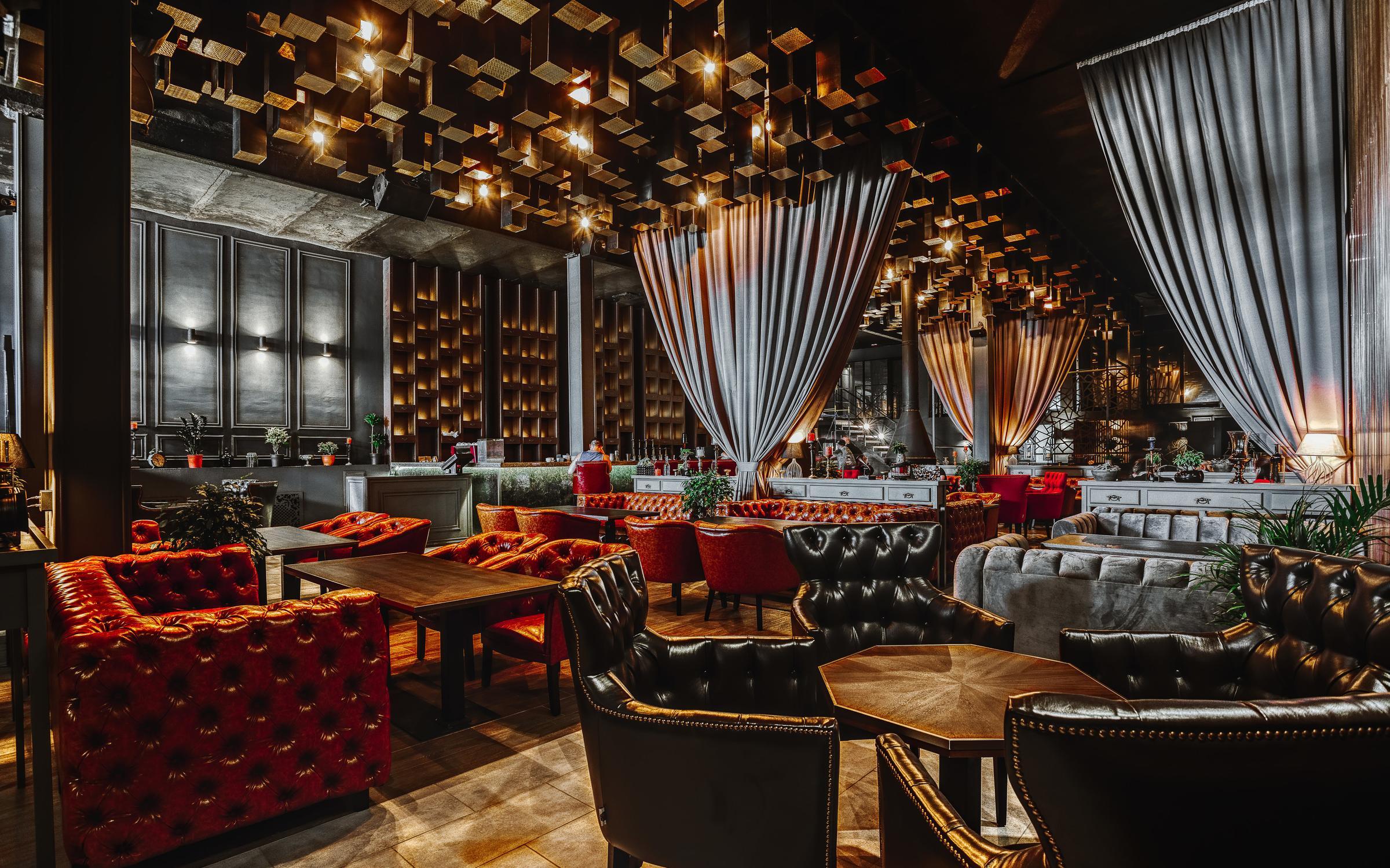 фотография Ресторана-кальянной Дымзавод Lounge bar
