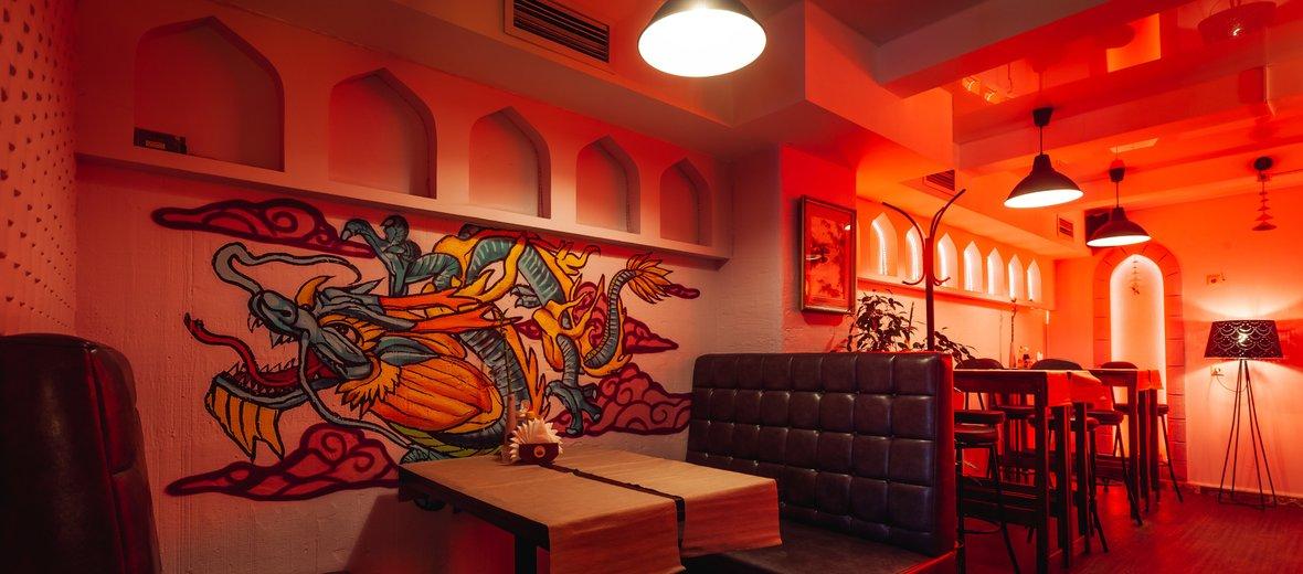 Фотогалерея - Чом Чом, сеть вьетнамских кафе