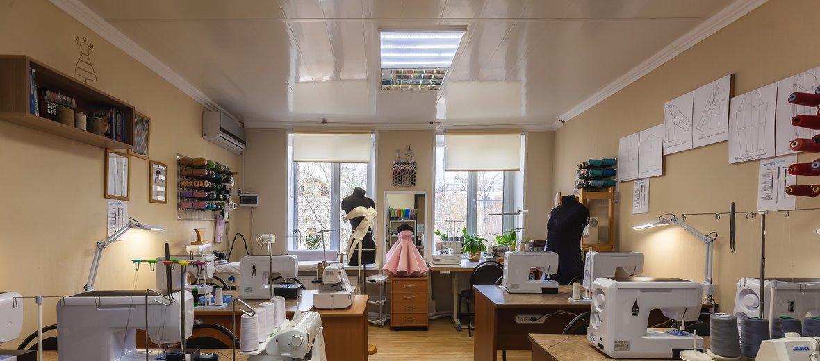 Фотогалерея - Школа дизайнерского мастерства на метро Курская