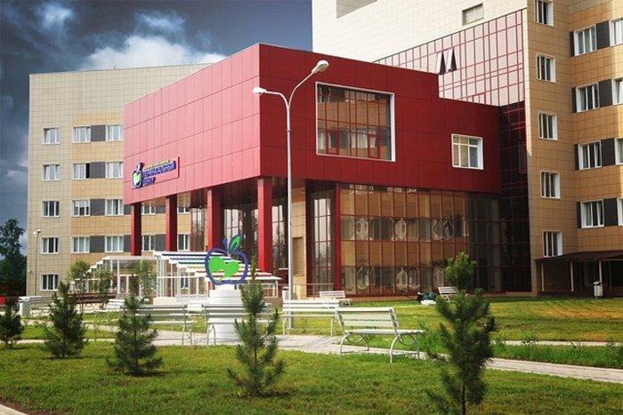 фотография Перинатального центра ККК ЦОМД в Октябрьском районе