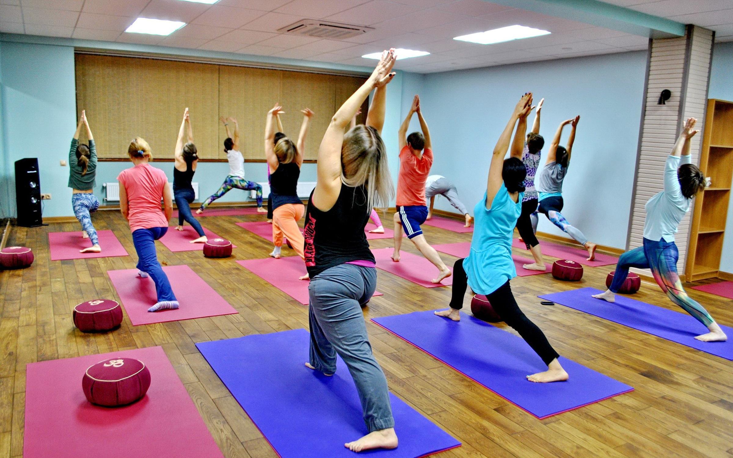 фотография Студии йоги Анга