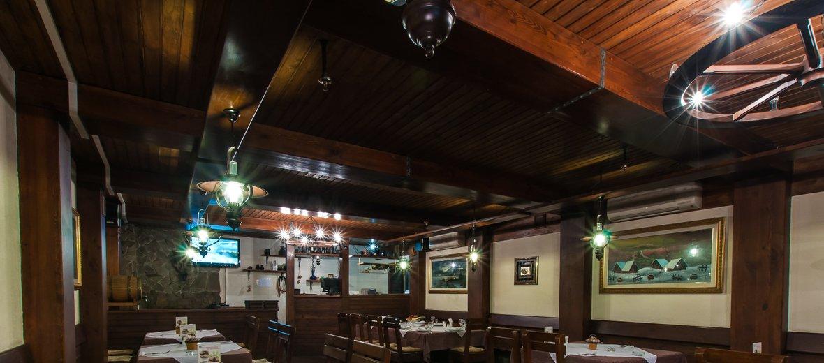 Фотогалерея - Ресторан Точка кипения