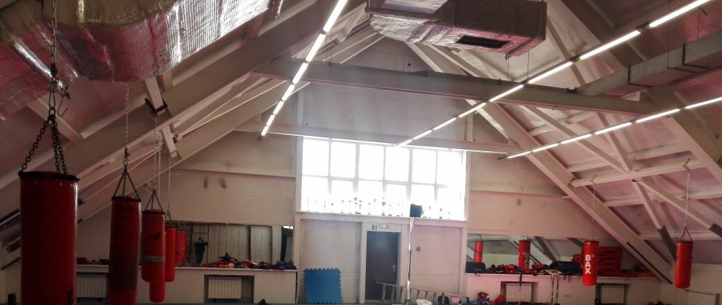 фотография Спортивный клуб единоборств на правом берегу