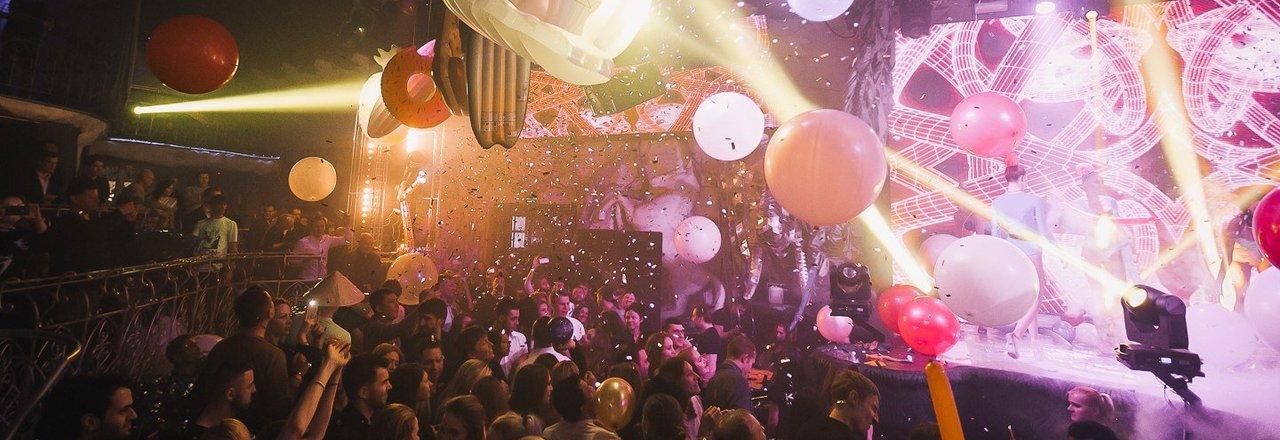 фотография Ночного клуба ICON CLUB Moscow на Болотной набережной